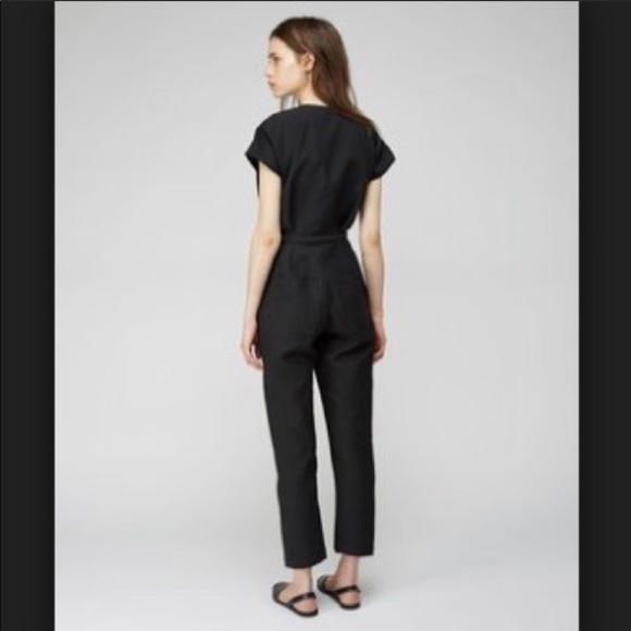 645740ff67c6 Rachel Comey Glinda jumpsuit size 2 NWT black